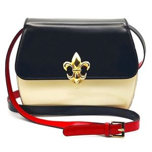 Moschino Vintage Redwall Bag